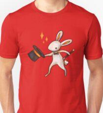 Magician Bunny Unisex T-Shirt