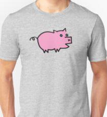 Hammie Pig Unisex T-Shirt