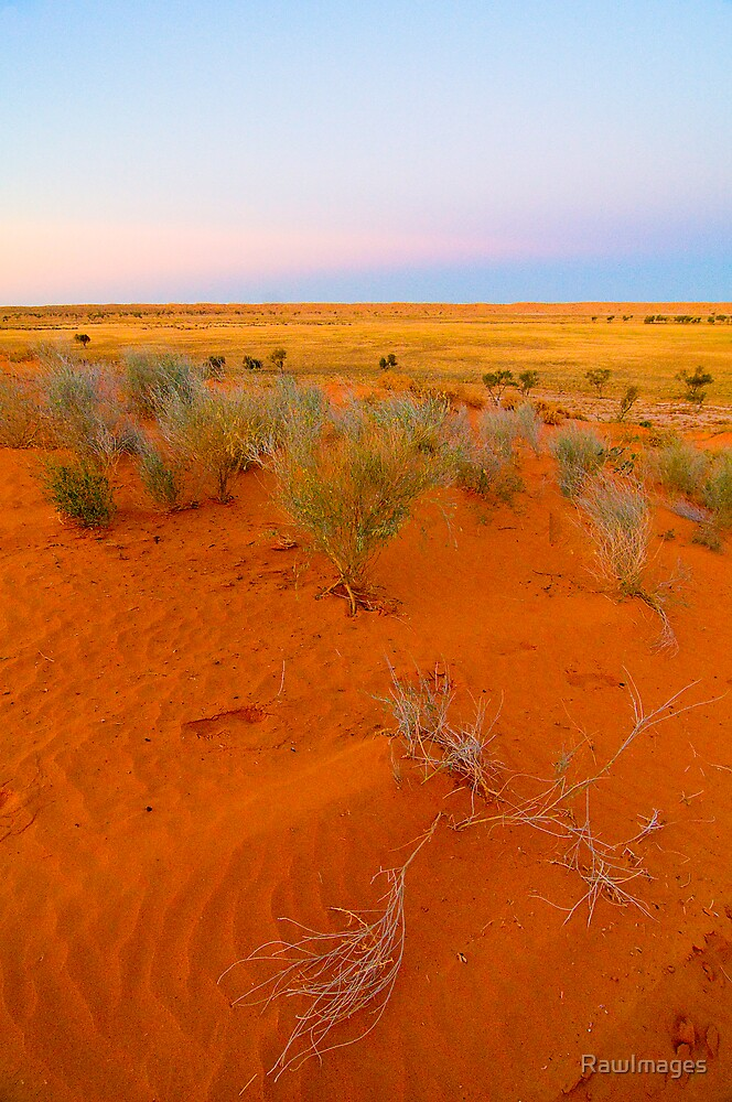 I love a sunburnt country ... by RawImages