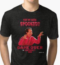 Spagett The Video Game Tri-blend T-Shirt