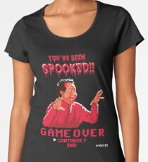 Spagett The Video Game Women's Premium T-Shirt