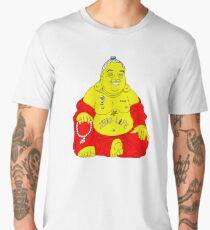 Buddha Shakur Men's Premium T-Shirt