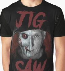 Jigsaw Graphic T-Shirt