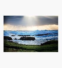 Sprays Point,Mornington Peninsula Photographic Print
