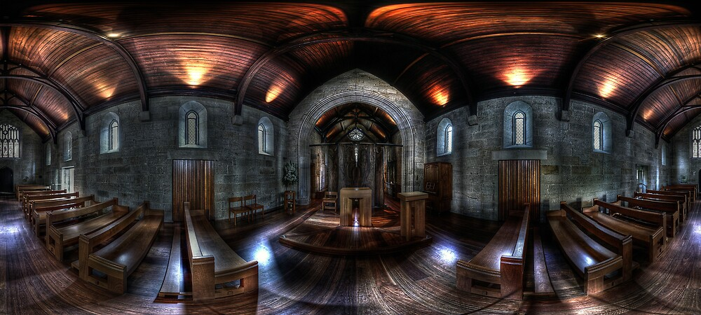 St. Stephen's Chapel, Brisbane by David James