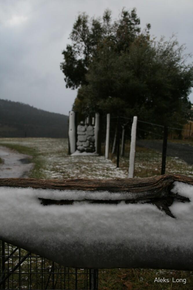 The Stillness Of Winter by Aleks  Long