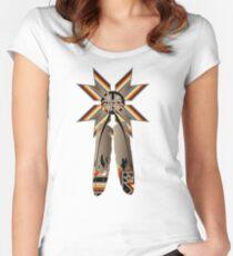 Lakota Design Women's Fitted Scoop T-Shirt