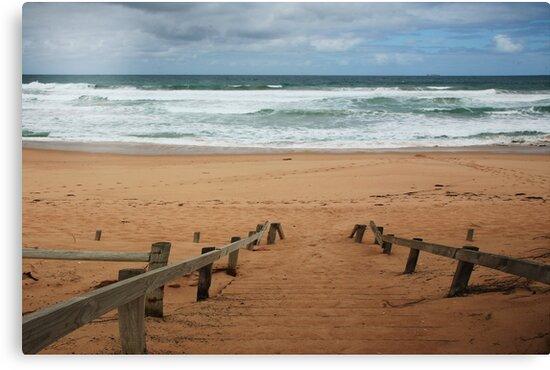 St Paul's beach,Mornington Pennisula,Victoria by Rosina  Lamberti