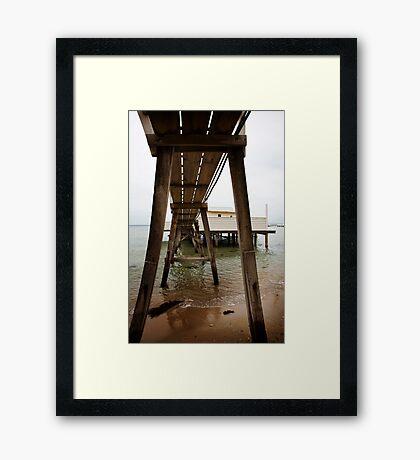 Kings Point,Mornington Pennisula,Victoria Framed Print