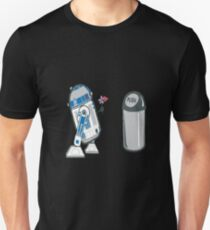 robot_crush_spreadshirt T-Shirt