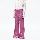 « mon pantalon rose » par MarcelleClo