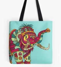 Mammoth, from the AlphaPod collection Tote Bag