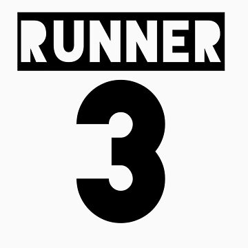 RUNNER 3 - white by Teayl