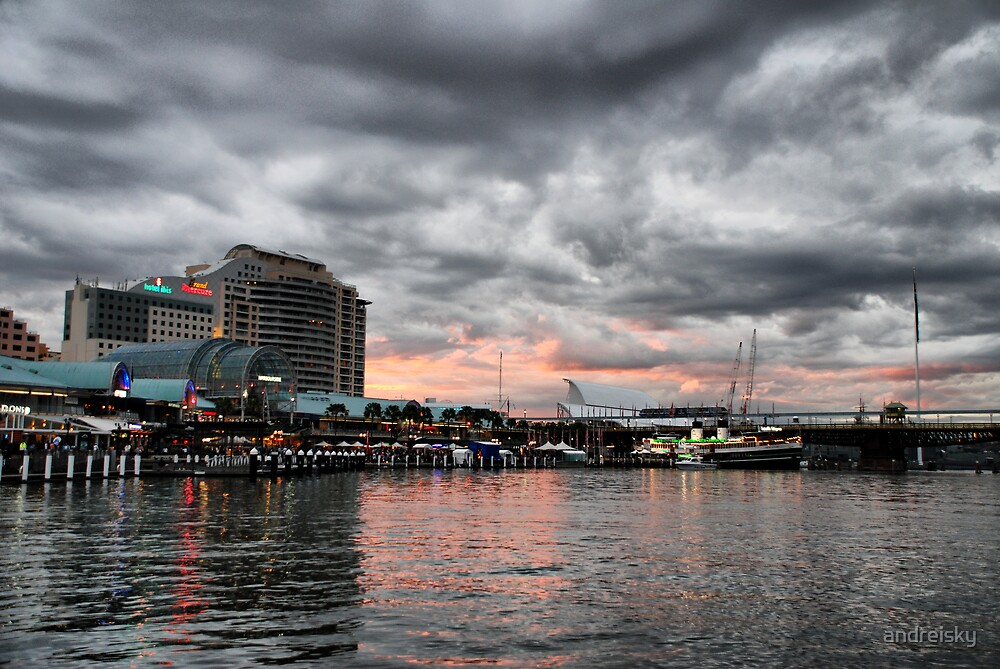 Sydney, Darling Harbour III by andreisky