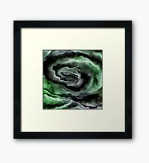 After A Storm Comes A Calm Framed Print