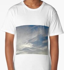 Clouds in western NC Long T-Shirt