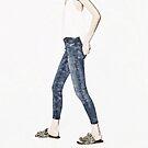 « Blue Jeans » par MarcelleClo