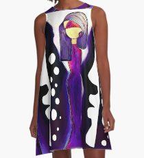 Perfume Botticelli No. 2 A-Line Dress