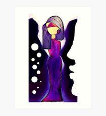 Perfume Botticelli No. 2 Art Print