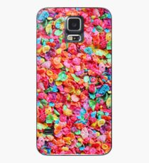 Colorful Cereal Case/Skin for Samsung Galaxy
