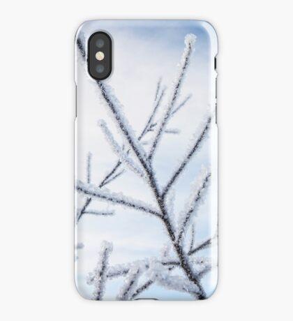Frozen Tree Limbs  iPhone Case/Skin