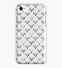 Pixel Wolves iPhone Case/Skin