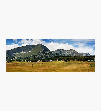 Durmitor Photographic Print