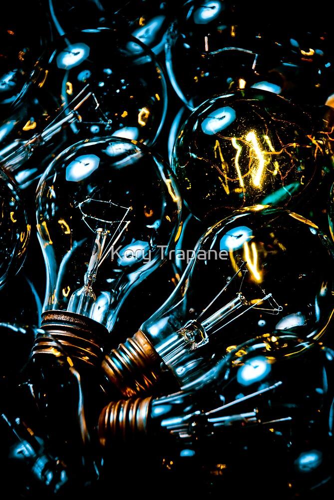 Cracked Bulb by Kory Trapane