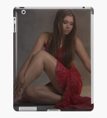 Alphabet Poses iPad Case/Skin