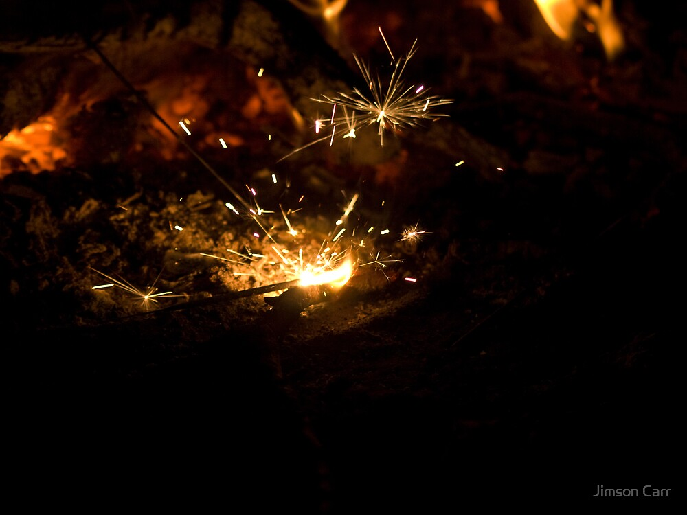 Playing with Fire... by Jimson Carr