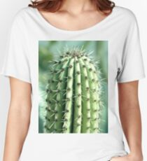 cactus photography Women's Relaxed Fit T-Shirt