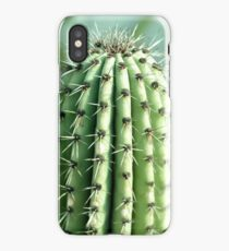 cactus photography iPhone Case