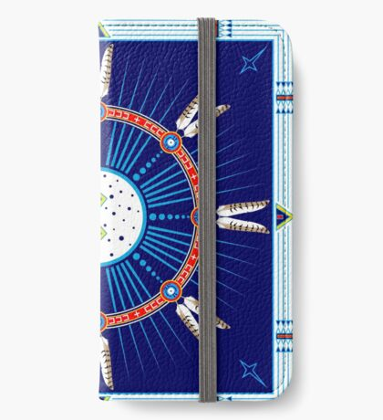 Crazy Horse Dreaming iPhone Wallet