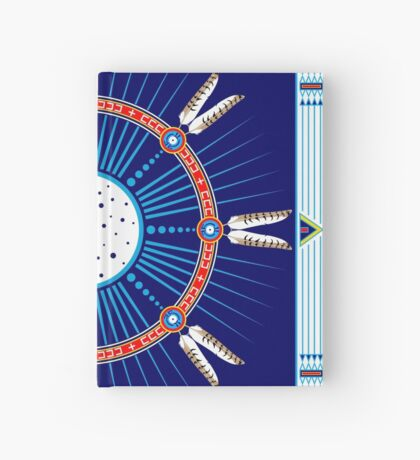 Crazy Horse Dreaming Hardcover Journal