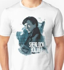 sherlock - hands on my loosening. Through a thousand panes of glass T-Shirt