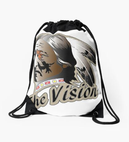 The Vision Drawstring Bag