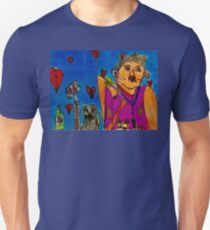 Me and my dog. T-Shirt
