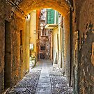 Italian Side street by TimConstable