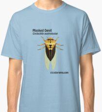 Masked Devil cicada (Cyclochila australasiae) Classic T-Shirt