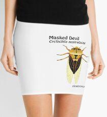 Masked Devil cicada (Cyclochila australasiae) Mini Skirt