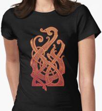 SALAMANDRA Women's Fitted T-Shirt