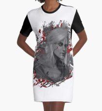 Ciri Graphic T-Shirt Dress