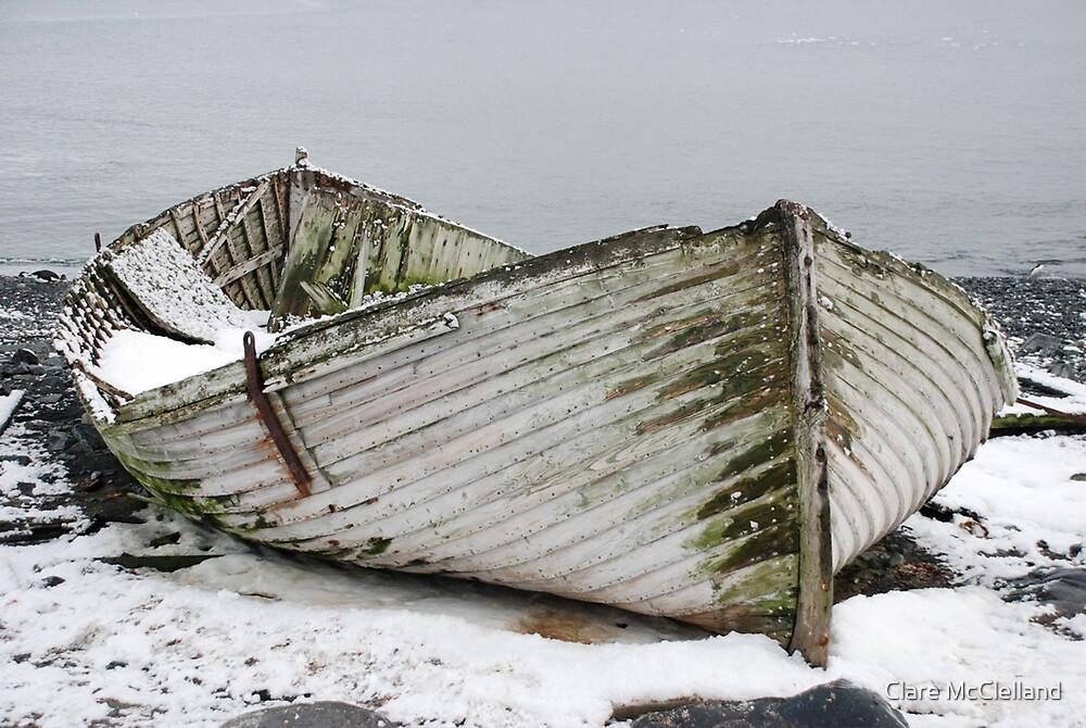 Dream Boat by Clare McClelland