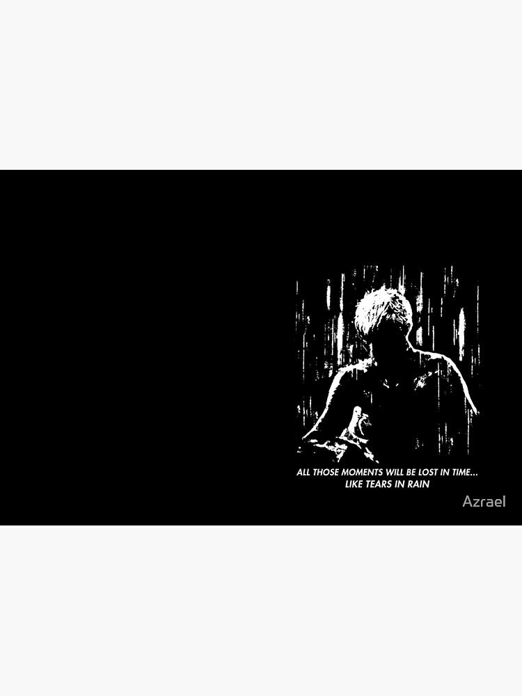 Blade Runner - wie Tränen im Regen von Azrael