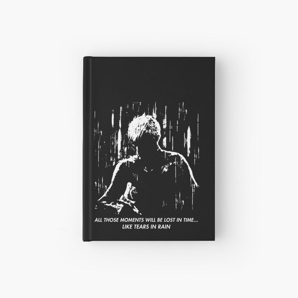 Blade Runner - wie Tränen im Regen Notizbuch