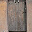 What's Behind Door Number 64? by Jen Waltmon