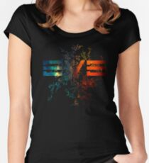 Eve Online Women's Fitted Scoop T-Shirt