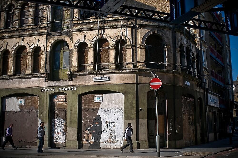 southwark street by Adam Glen