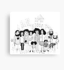 Community #2 Canvas Print