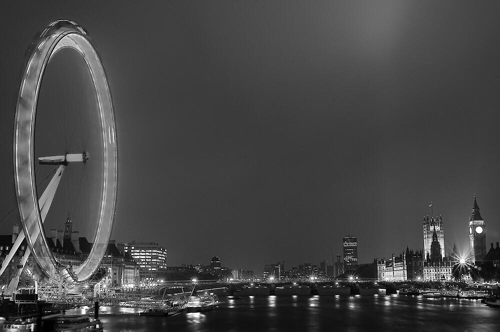 london noir by Adam Glen